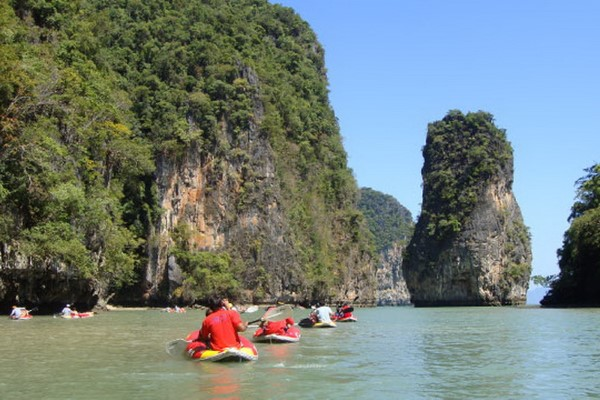 James Bond Island Khai Island Speed Boat Tour